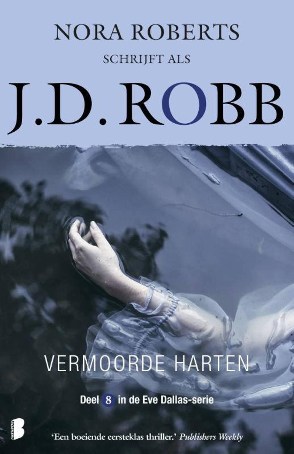 Eve Dallas: Vermoorde harten - J.D. Robb