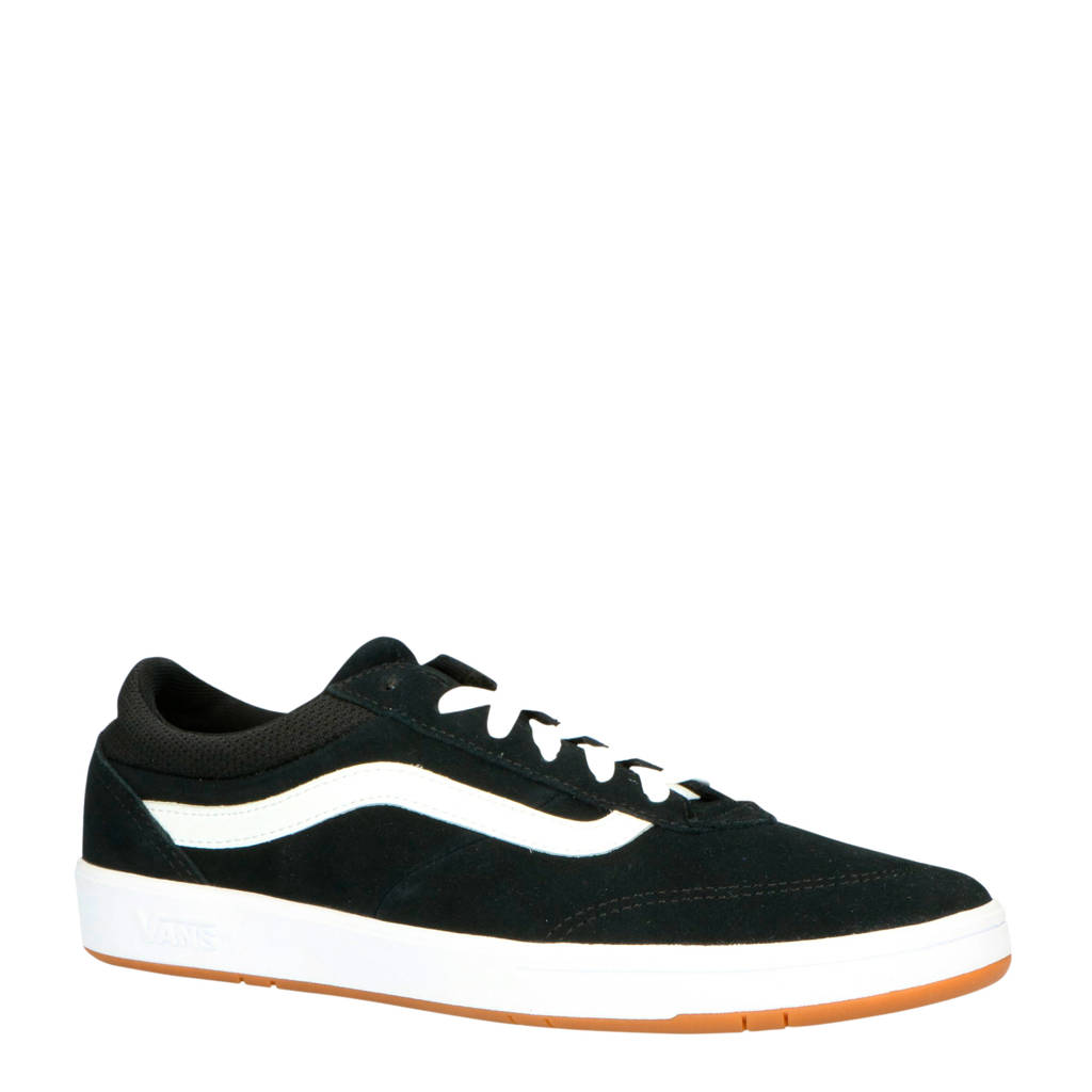 VANS  UA Cruze CC sneakers zwart, Zwart/wit