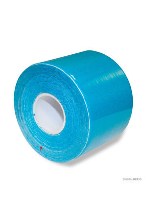 sport tape kobaltblauw