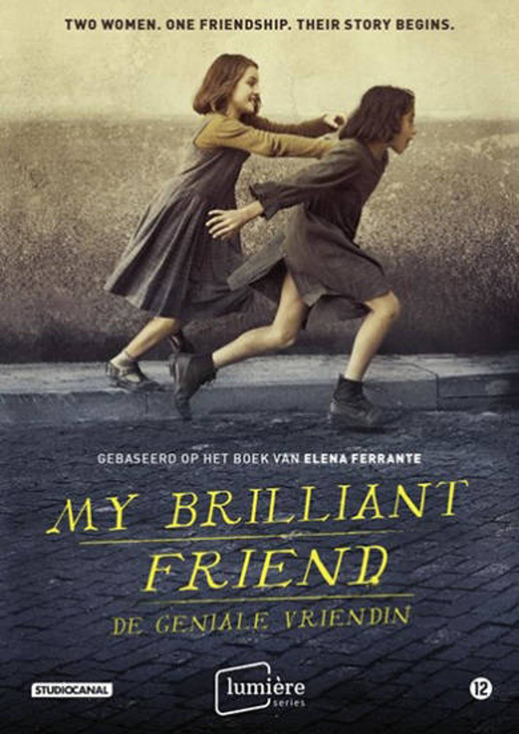 My brilliant friend - Seizoen 1 (DVD)
