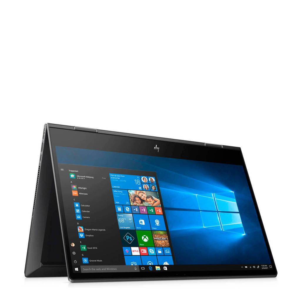 HP 15-DS0500ND 15.6 inch Full HD 2-in-1 laptop ENVY x360, Zwart
