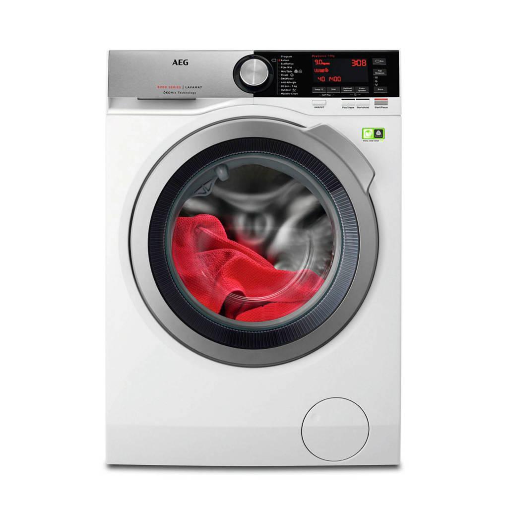 AEG L8FE96CS wasmachine