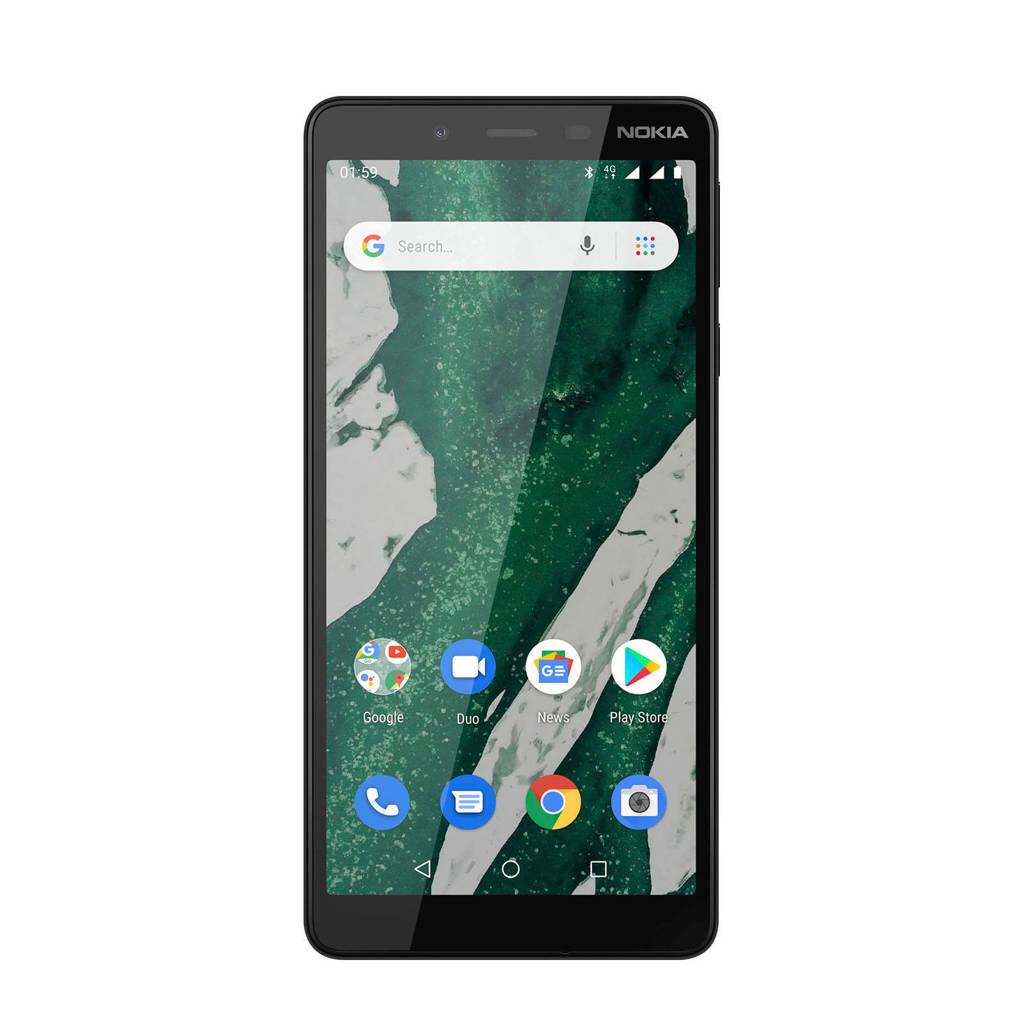 Nokia 1 Plus, Zwart