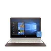HP Spectre x360 13-AK0800ND 13.3 inch Ultra HD (4K) laptop, Bruin, Zilver
