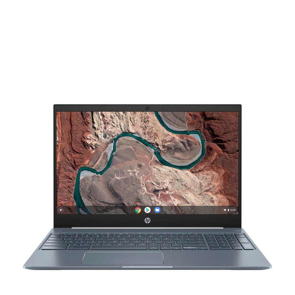 HP 15-DE0300ND 15.6 inch Full HD chromebook, Zilver, wit