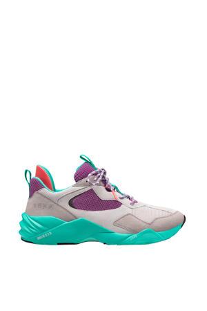 Kanetyk  sneakers paars/mintgroen