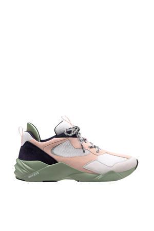 Kanetyk  sneakers beige/wit
