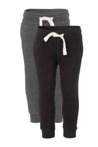 C&A Palomino   jogging broek grijs - set van 2, Grijs/zwart