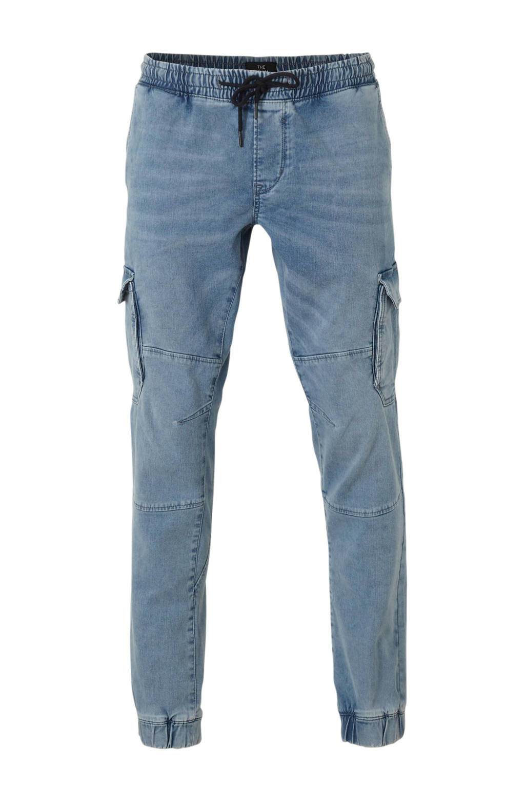 C&A The Denim tapered fit jog denim light denim, Light denim