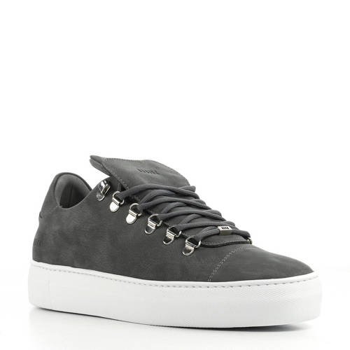 Nubikk Jagger Classic Nubuck sneakers grijs