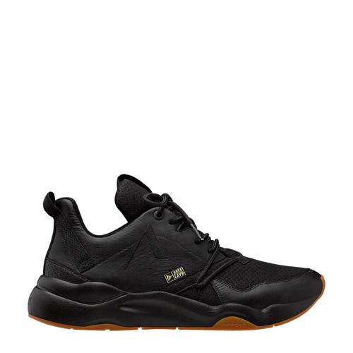 Arkk Asymtrix leren sneakers zwart