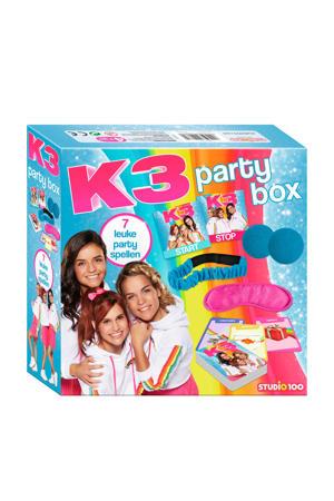 Party kit: 7 leuke party spellen  kaartspel
