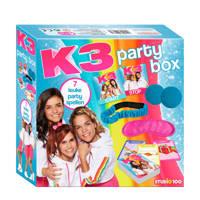 Studio 100 K3 Party kit: 7 leuke party spellen  kinderspel