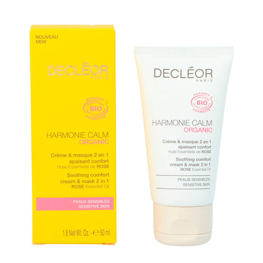 Decleor Organic Harmonie Calm Soothing 2-in-1 dagcrème - 50 ml