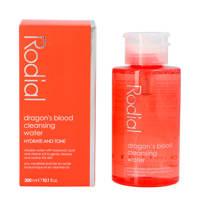 Rodial Dragon's Blood Cleansing Water gezichtsreiniger - 300 ml