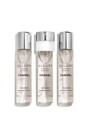 Allure Homme Sport navulling eau de cologne - 60 ml