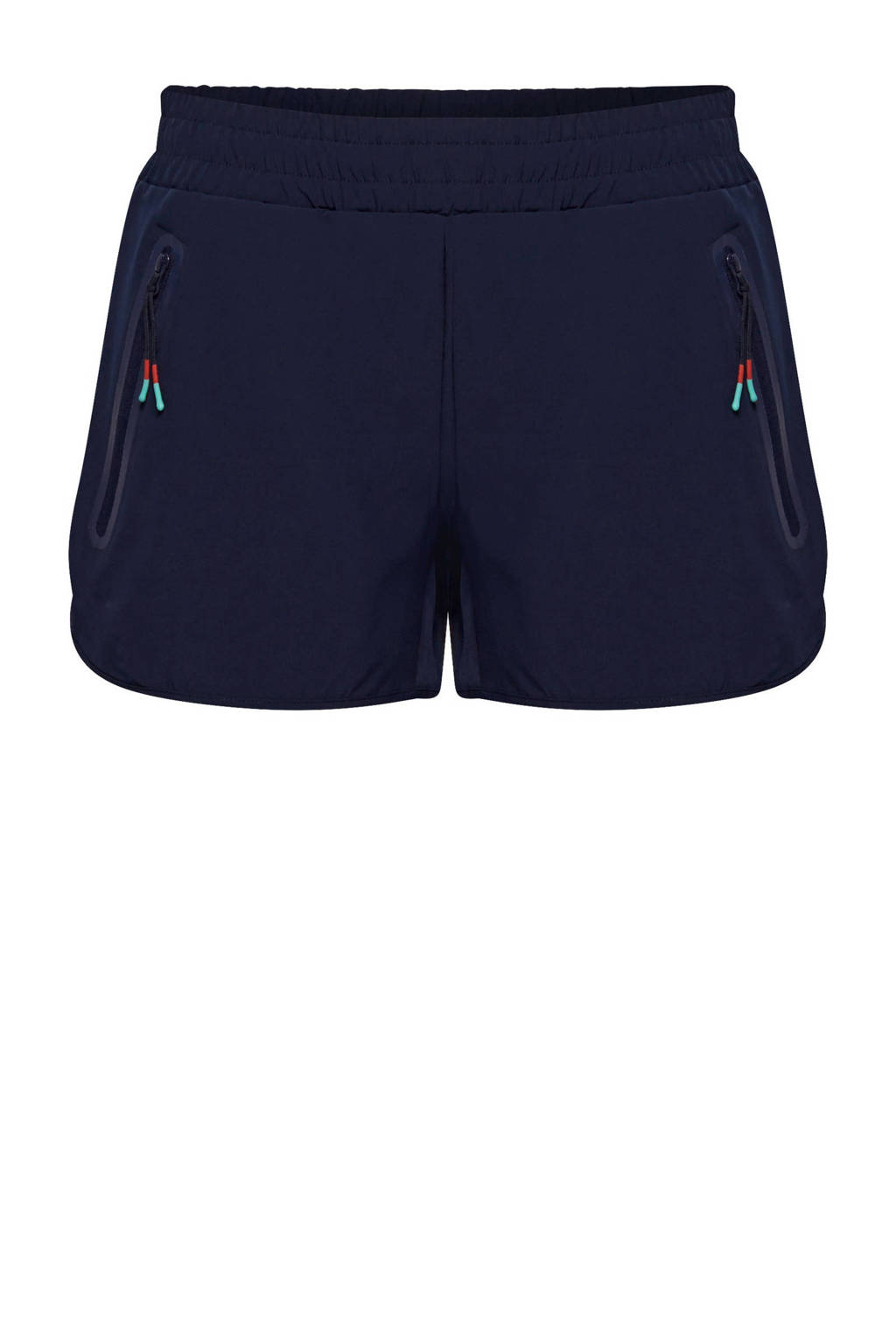 ESPRIT Women Sports short donkerblauw, Donkerblauw