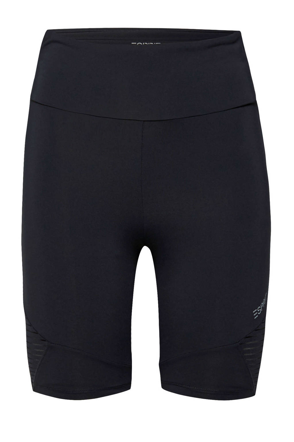 ESPRIT Women Sports short zwart, Zwart