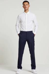 CALVIN KLEIN JEANS slim fit overhemd wit, Wit