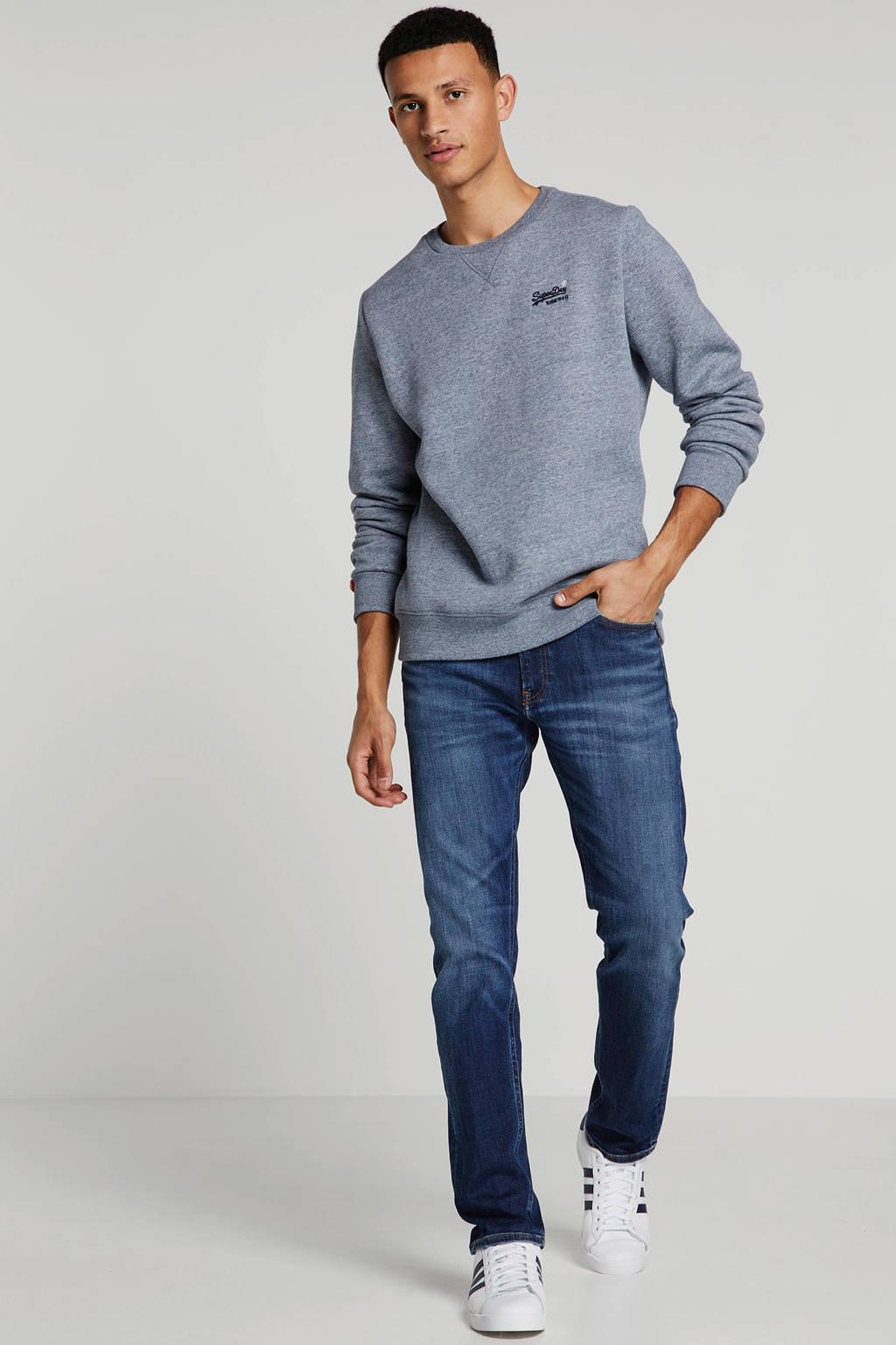CALVIN KLEIN JEANS slim fit jeans 026 dark blue, Dark Blue