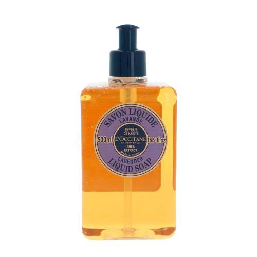 Lavender Liquid Soap Karton @ 1 Stuk X 500 Ml