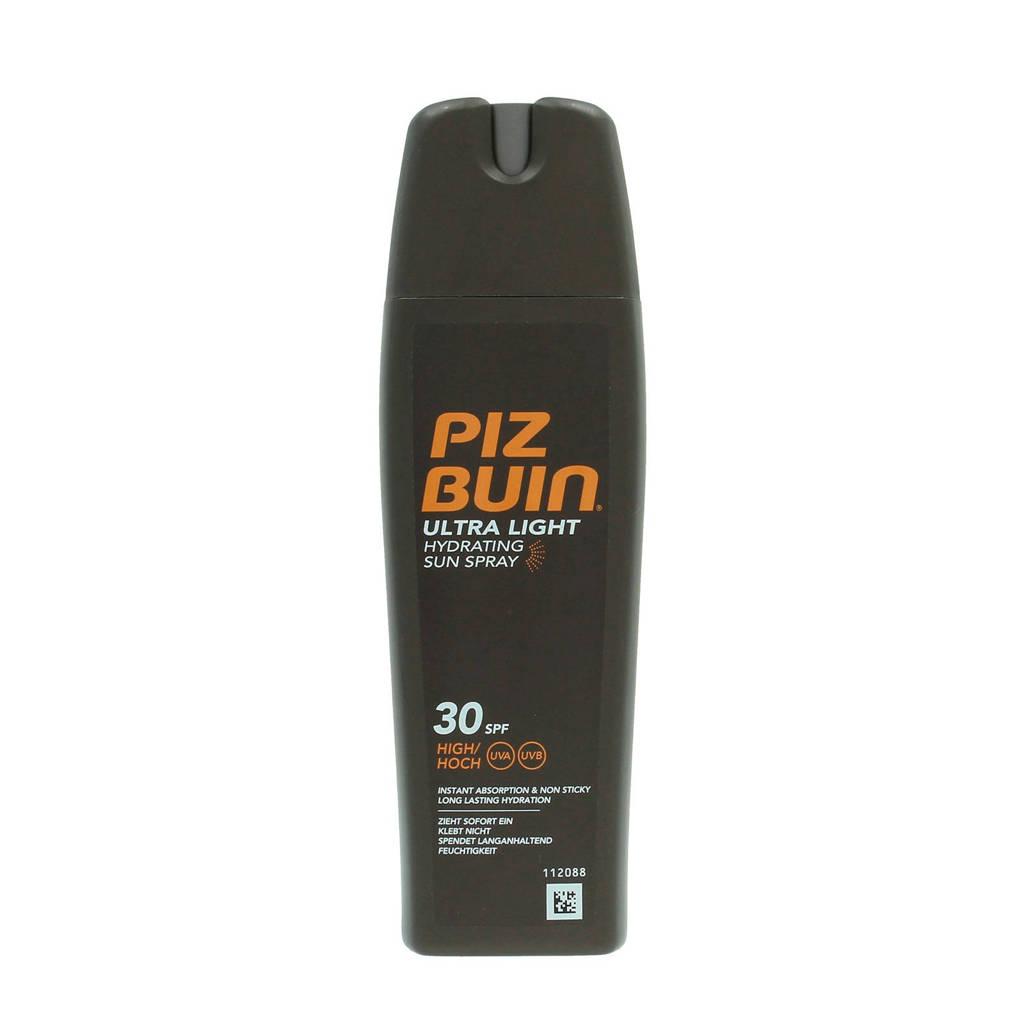 Piz Buin In Sun Ultra Light Sun Spray SPF30 zonnebrand - 200 ml