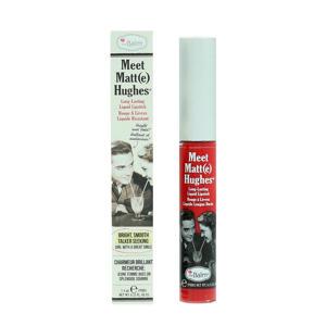 Meet Matte Hughes Liquid lippenstift - Devoted