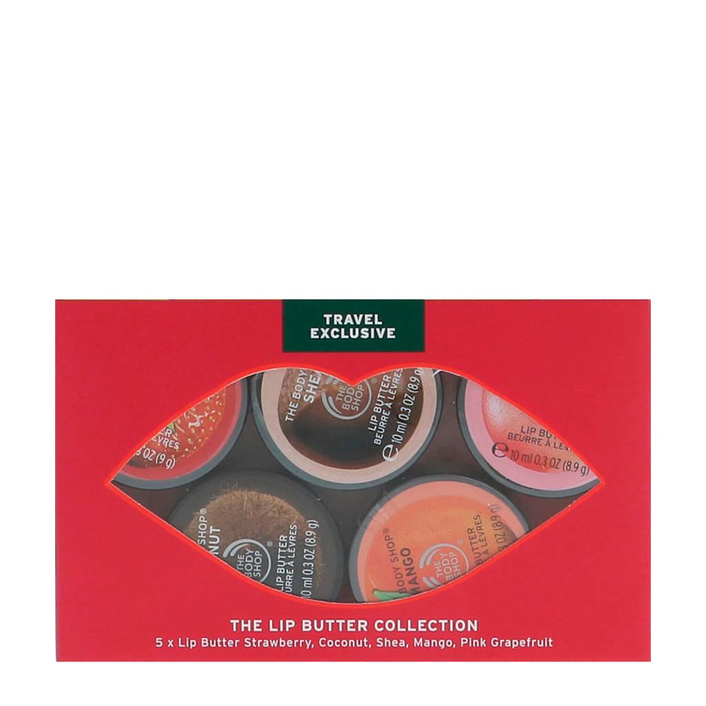 The Bodyshop G3 lippenbalsem geschenkset