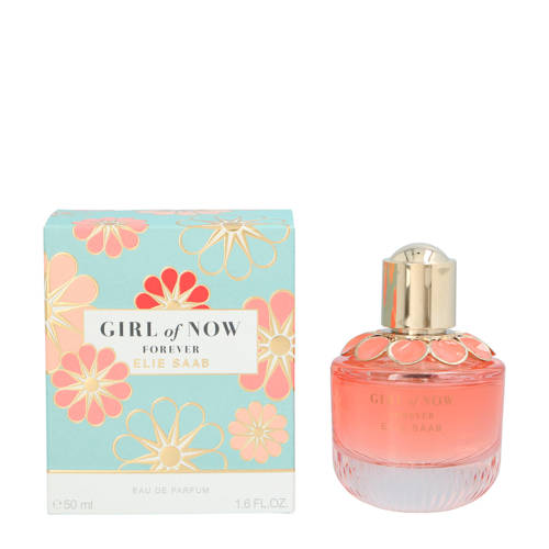 ELIE SAAB Girl of Now Forever Eau de Parfum (EdP) 50 ml