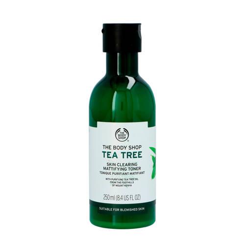 The Bodyshop Tea Tree Skin Clearing Mattifying Toner tonic 250 ml
