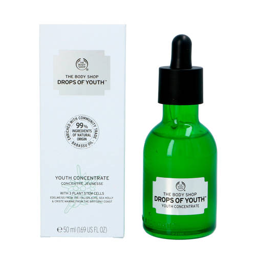 The Bodyshop Drops Of Youth Concentrate serum 50 ml