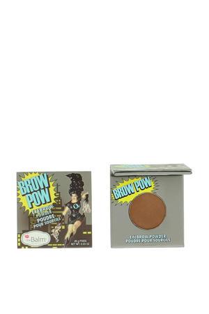 Brow Pow wenkbrauwpoeder - Light Brown