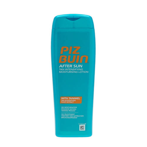 Piz Buin Tan Intensifying Moisturising After Sun Lotion 200ml