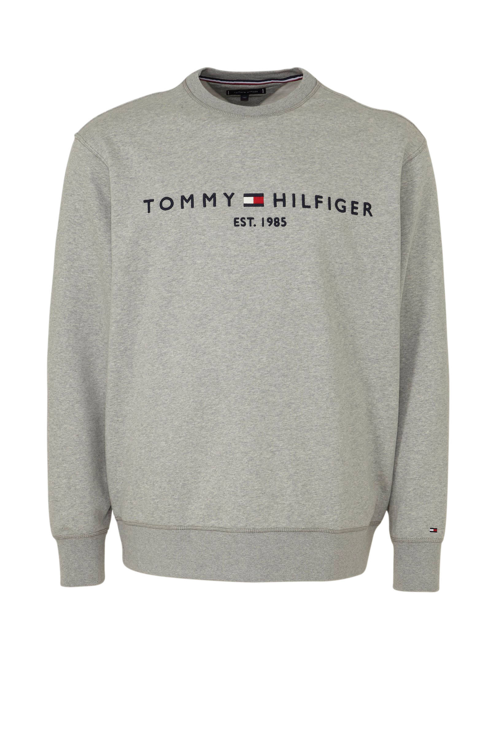 Tommy Hilfiger Big & Tall heren sweaters bij wehkamp