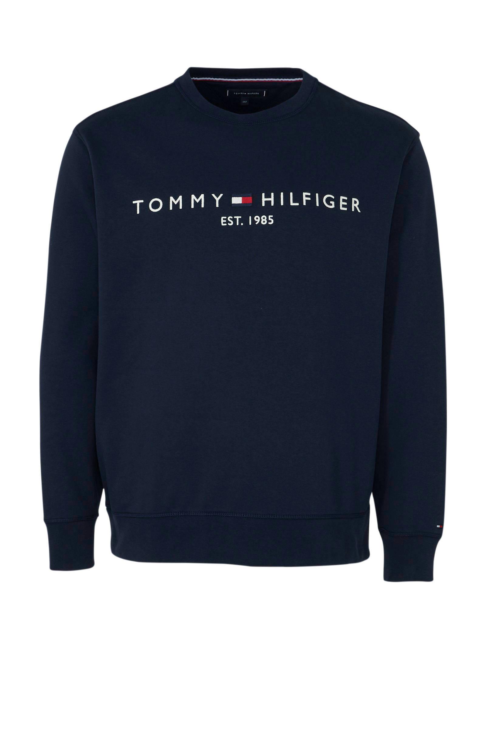 Tommy Hilfiger Big & Tall heren truien bij wehkamp Gratis