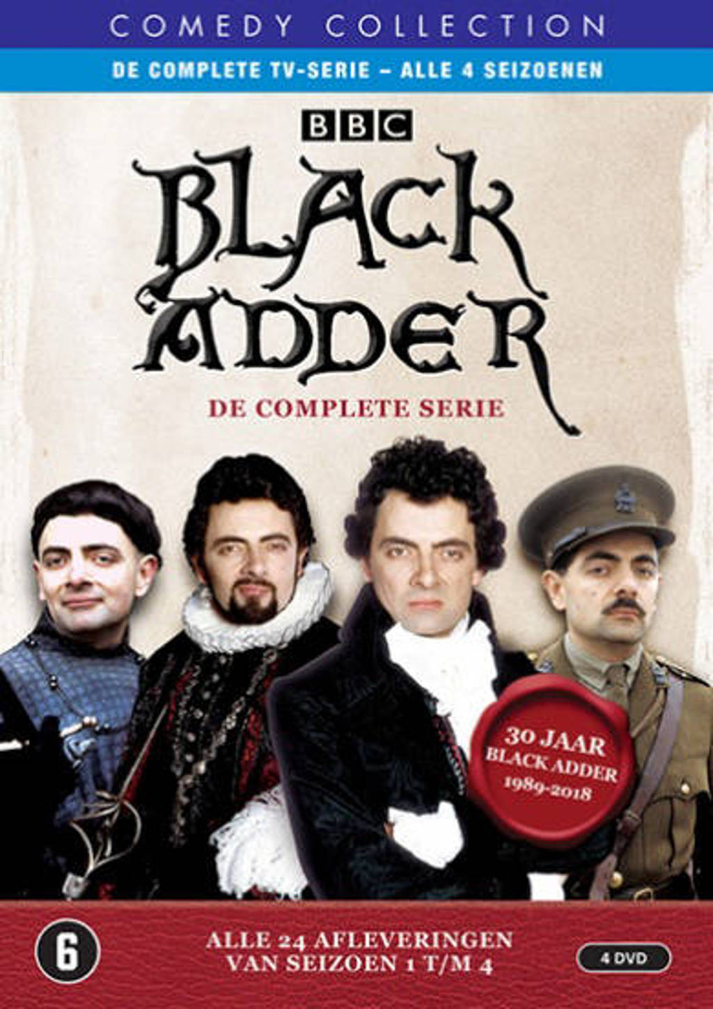 Black adder - The complete collection (DVD)