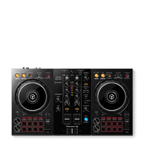 DDJ-400 DJ controller 2 kanalen zwart