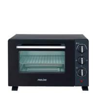 Proline PMF21 mini oven, Zwart