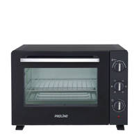 Proline  mini-oven, Zwart