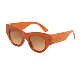 zonnebril oranje