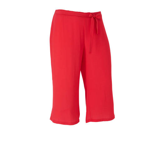 C&A XL Yessica culotte rood