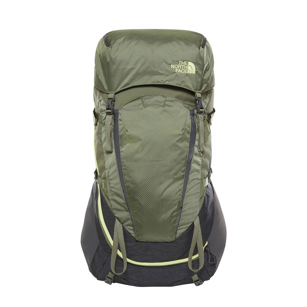The North Face  backpack Terra 55 grijs/paars