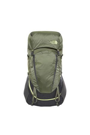 backpack Terra 55 grijs/paars