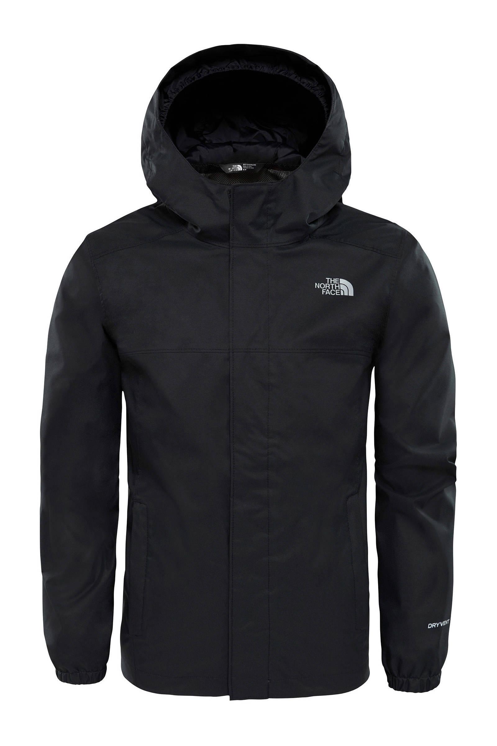 The North Face jas Resolve Reflective zwart | wehkamp