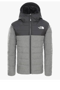 The North Face jas grijs/antraciet, Tnf-medium-grey-heather