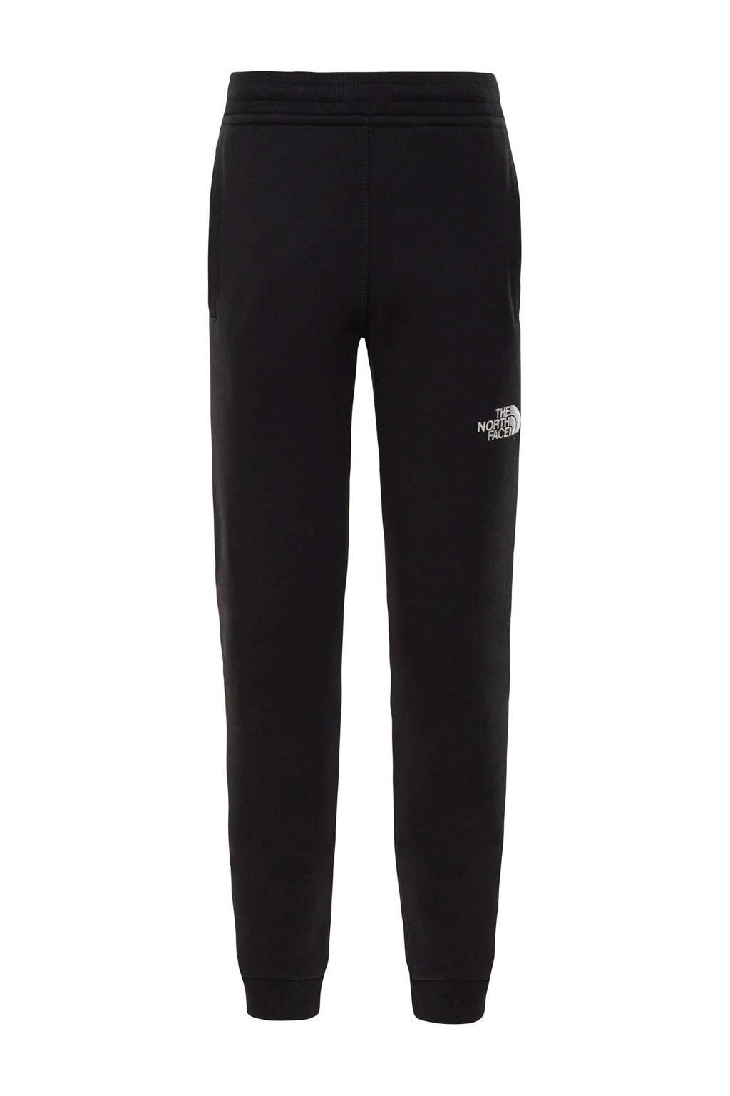 The North Face   joggingbroek zwart, Tnf-black-tnf-white