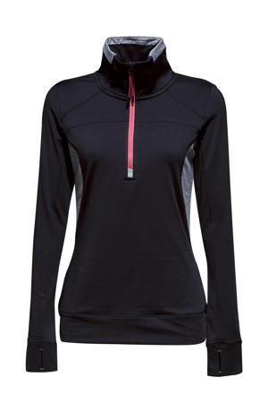 Women Sports sportsweater zwart