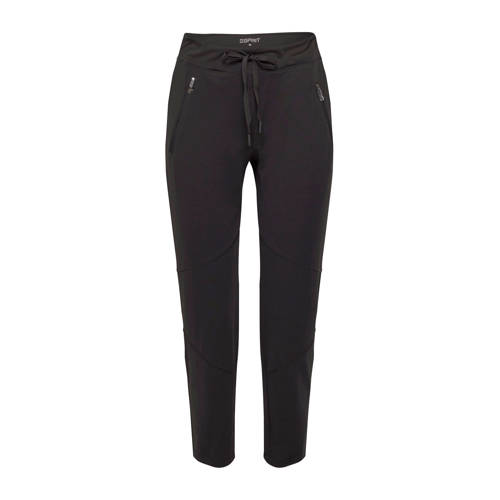 ESPRIT Women Sports sportbroek antraciet