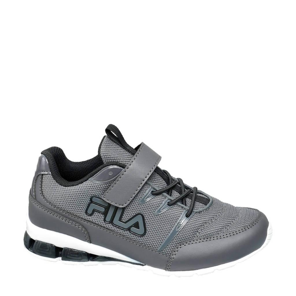 Fila   sneakers grijs, Grijs/zwart