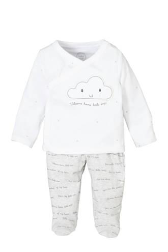 Baby Club overslagtop + broek